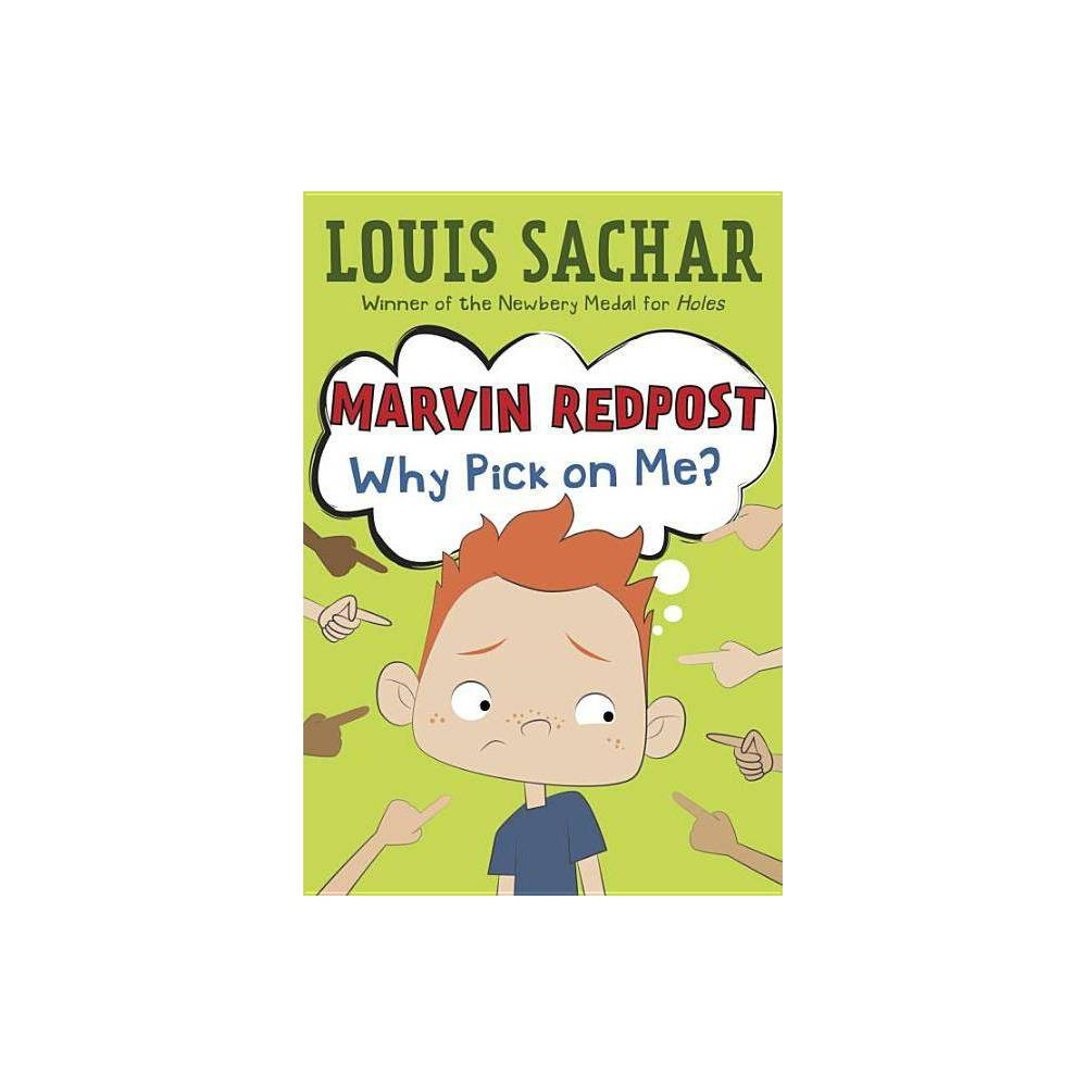 Why Pick On Me Marvin Redpost By Louis Sachar Paperback