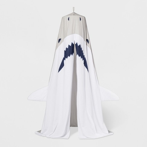 Shark Bed Canopy - Pillowfort™ - image 1 of 2