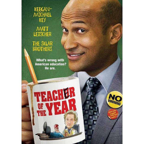 Teacher Of The Year (DVD) - image 1 of 1