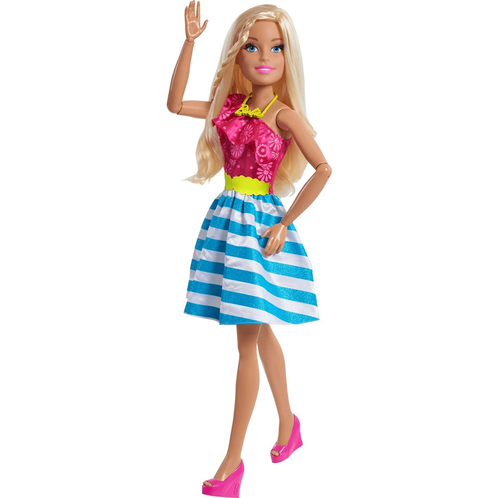 Barbie 28 Doll - Blonde Wave 7