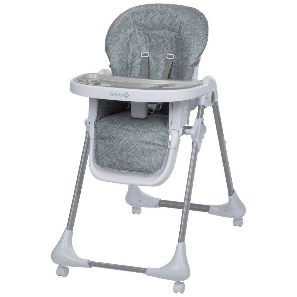 Image of Safety 1st 3-in-1 Grow and Go High Chair - Gray