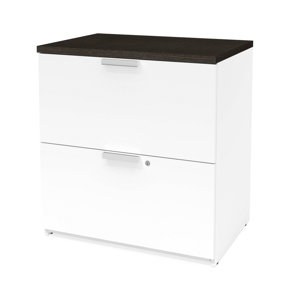 Image of Pro Concept Plus File White/Deep Gray - Bestar