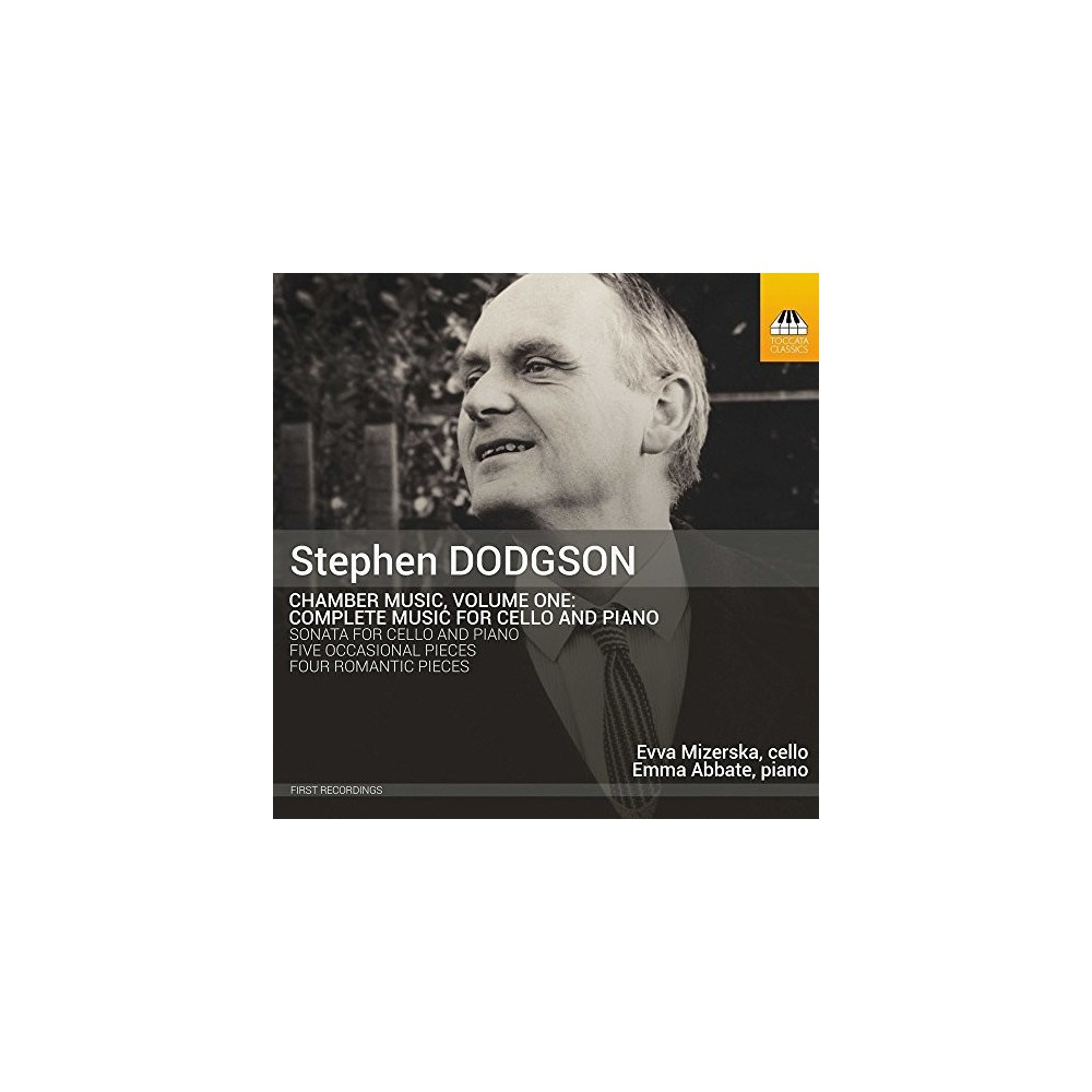 Evva Mizerska - Dodgson:Complete Music For Cello & Pi (CD)