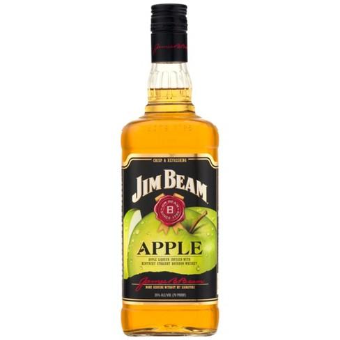 Jim Beam Apple Bourbon Whiskey - 750ml Bottle - image 1 of 1