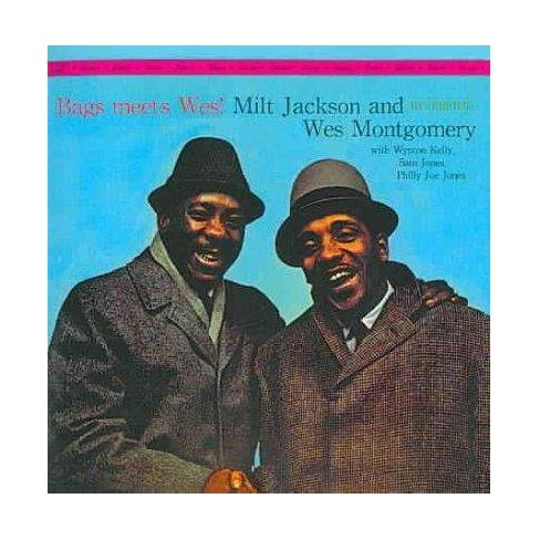 Jackson - Bags Meets Wes (CD) - image 1 of 1