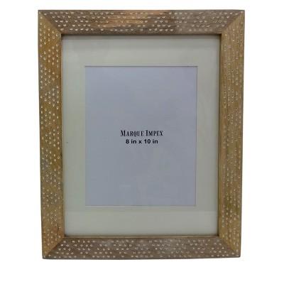8  x 10  Dot Frame Wood - Opalhouse™