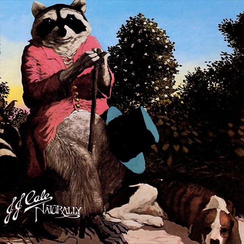 J.J. cale - Naturally (CD) - image 1 of 5