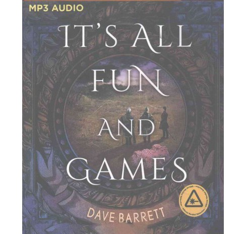 It's All Fun and Games (MP3-CD) (Dave Barrett) - image 1 of 1