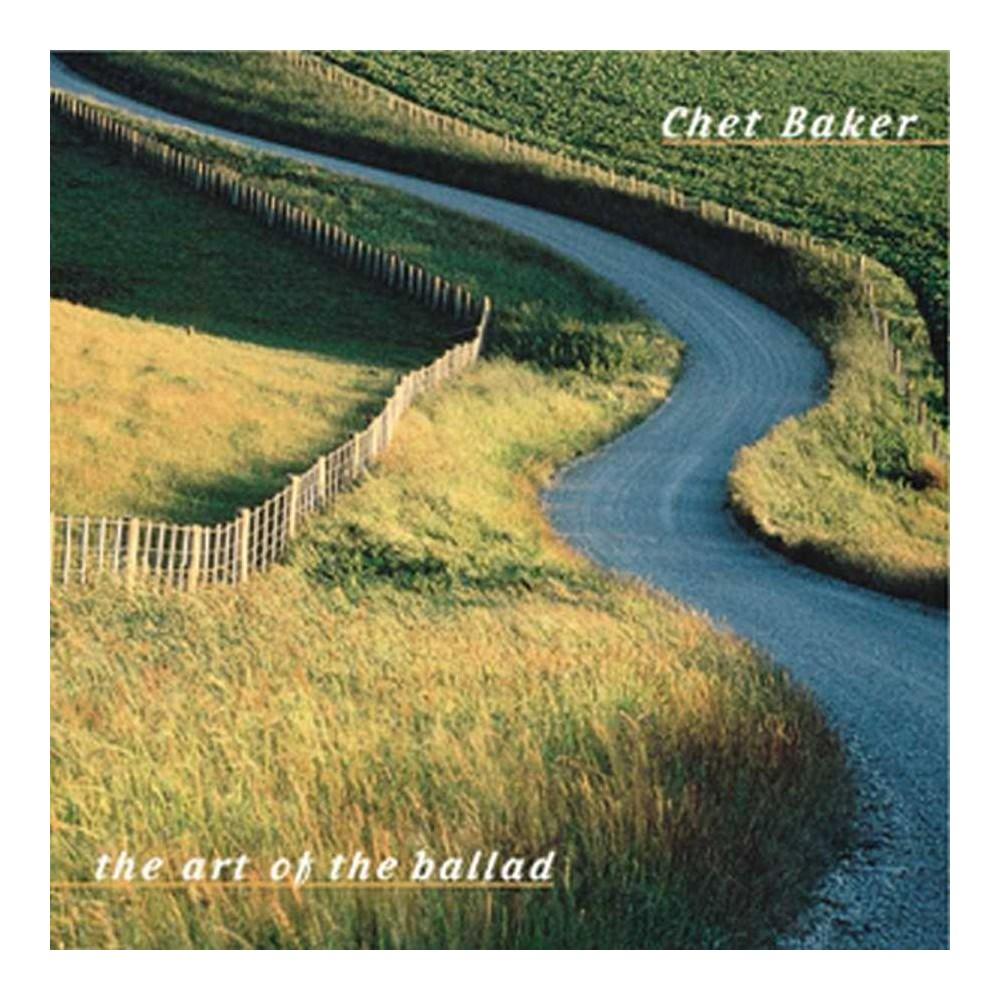 Chet Baker The Art Of The Ballad Cd