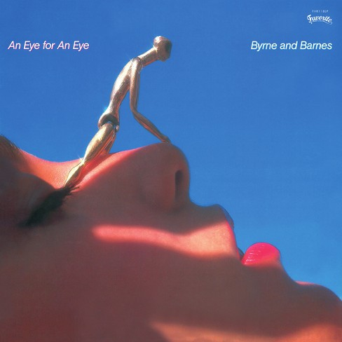 Byrne & barnes - Eye for an eye (CD) - image 1 of 1