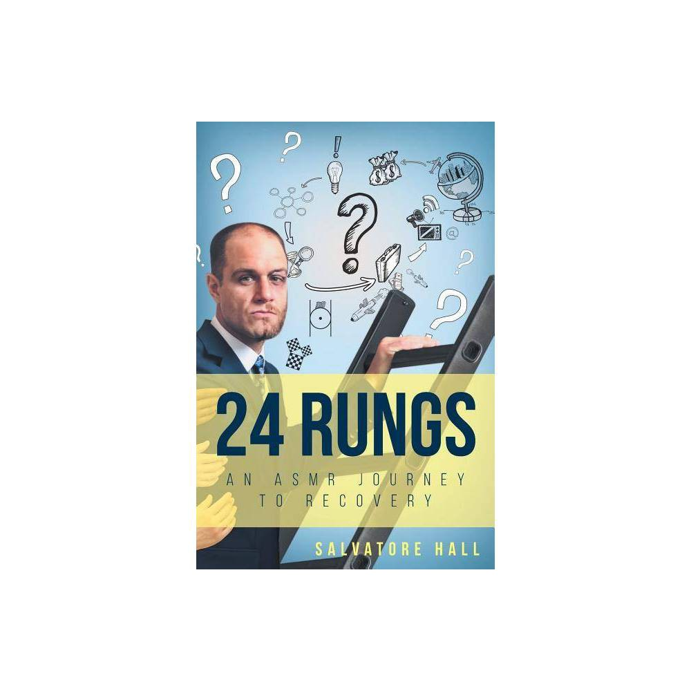 24 Rungs By Salvatore Hall Paperback