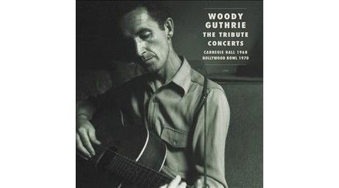 Various - Woody Guthrie:Tribute Concerts (CD) - image 1 of 1
