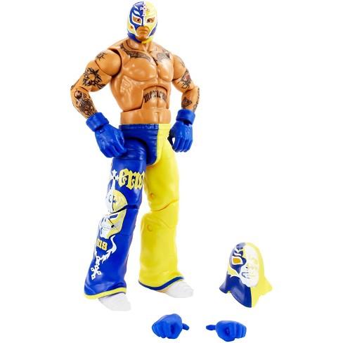 WWE Network Elite Rey Mysterio Figure - image 1 of 4