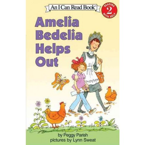 Amelia Bedelia Helps Out - by  Peggy Parish (Paperback) - image 1 of 1