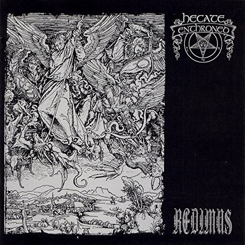 Hecate Enthroned - Redimus (CD) - image 1 of 1