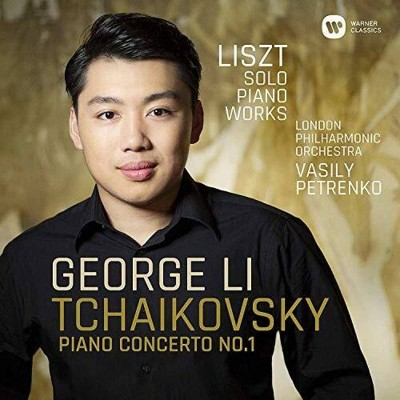 George Li - Tchaikovsky/Liszt: Piano Concerto No. 1/Solo Piano (CD)