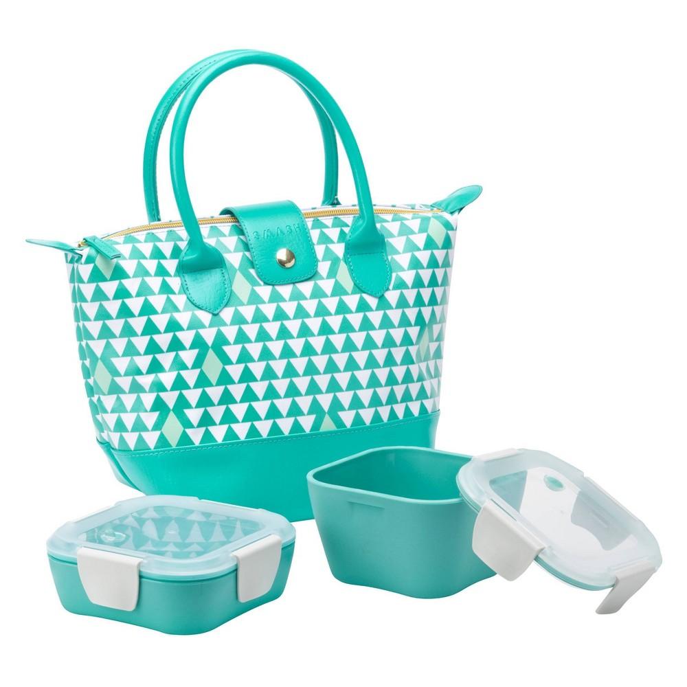 Image of Smash 3pc Lunch Bag Set - Teal