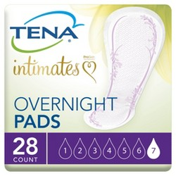 TENA Incontinence Pads - Overnight - 28 Ct