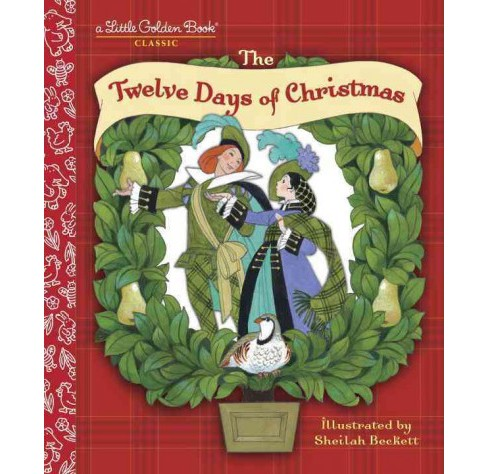 Twelve Days of Christmas (Hardcover) - image 1 of 1
