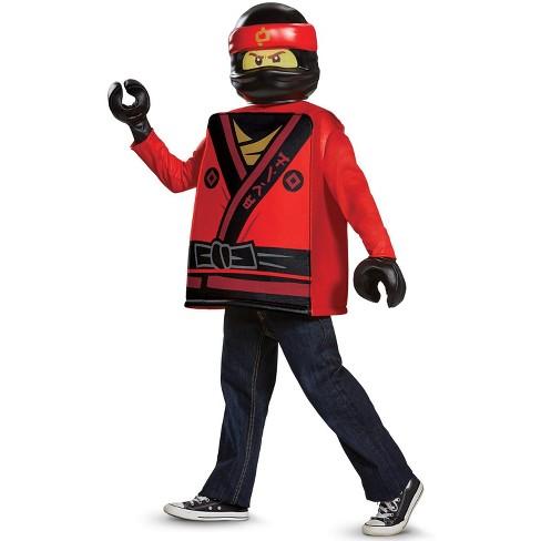Ninjago Kai Movie Classic Child Costume - image 1 of 1