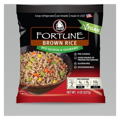 Fortune Brown Rice And Quinoa - 8oz