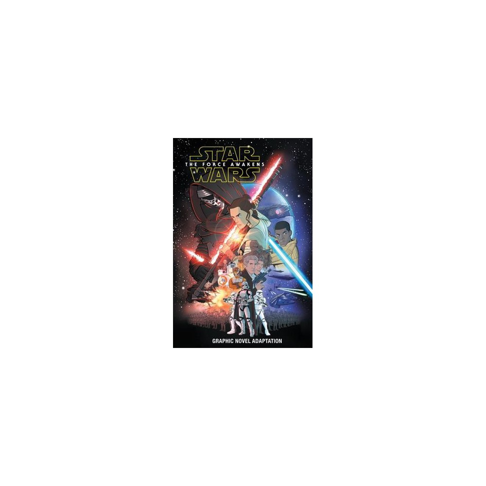 Star Wars the Force Awakens (Paperback)