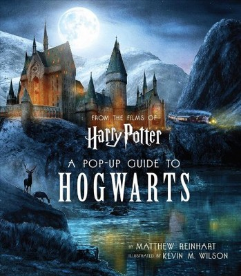 Harry Potter : A Pop-Up Guide to Hogwarts - by Jody Revenson (Hardcover)
