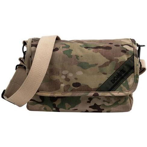 Domke F-5XB RuggedWear Canvas Shoulder Bag for DSLR & Mirrorless Cameras and 1-2 Lenses, Camouflage - image 1 of 4