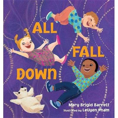 All Fall Down - by Mary Brigid Barrett (Board_book)