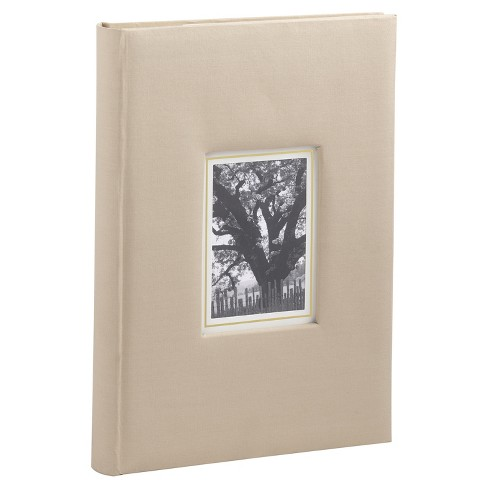 "9.25"" X 12.875"" X 1.5"" Tan Book Bound - Hom Essence - image 1 of 2"