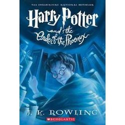 Harry Potter and the Order of the Phoenix (#5) (Paperback) by J. K. Rowling