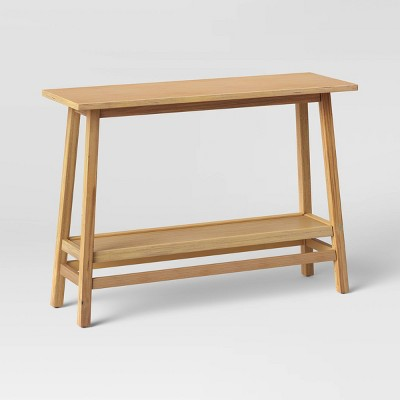 Haverhill Wood Console Table - Threshold™