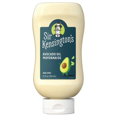 Sir Kensington's Avocado Oil Mayonnaise Dressing - 12oz - image 1 of 4