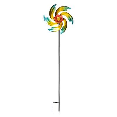 47.5  H Metal Spinner - Evergreen