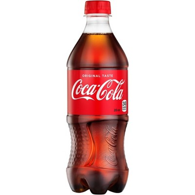 Coca-Cola - 20 fl oz Bottle