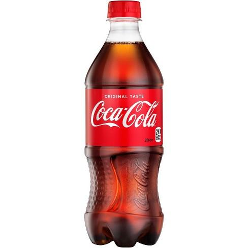 Coca-Cola - 20 fl oz Bottle - image 1 of 4