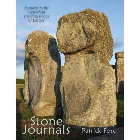 Stone Journals - by  Patrick Ford (Paperback) - image 1 of 1