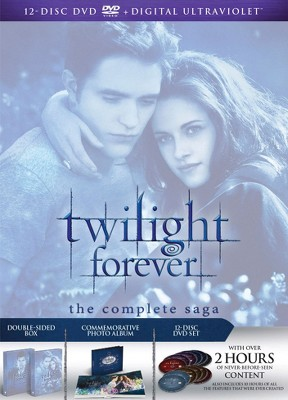 Twilight Forever: The Complete Saga (DVD)
