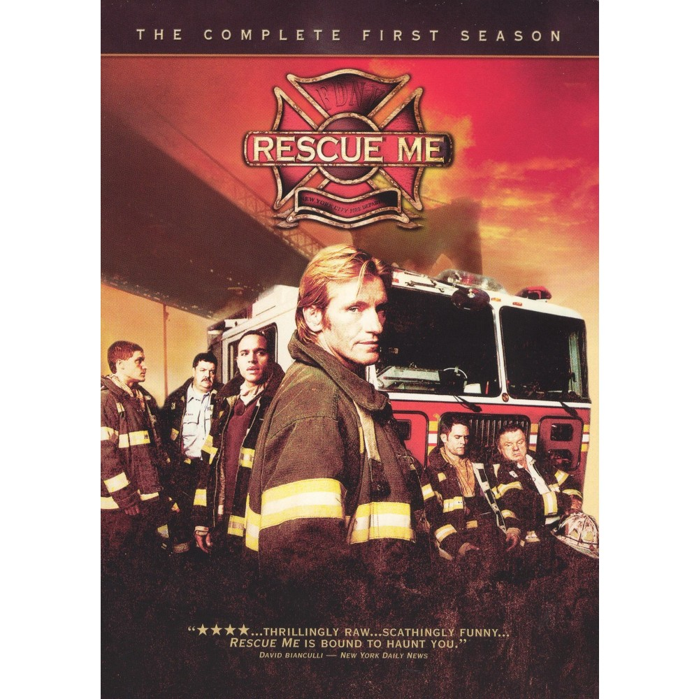 Rescue Me: The Complete First Season [3 Discs]
