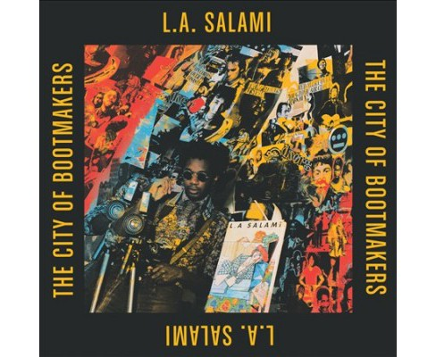 L.A. Salami - City Of Bootmakers (Vinyl) - image 1 of 1