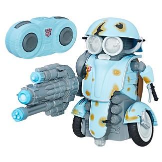 Transformers : The Last Knight Autobot Sqweeks RC