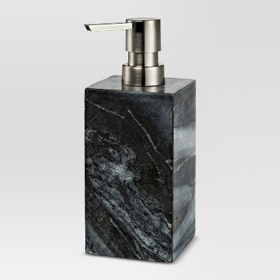 Marble Soap Pump Black - Threshold™