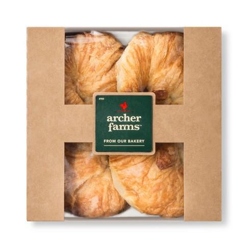 Butter Croissants 4ct - Archer Farms™ - image 1 of 1