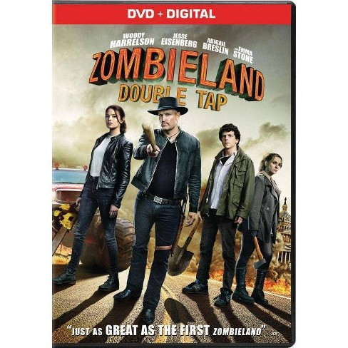Zombieland: Double Tap (DVD + Digital) - image 1 of 1