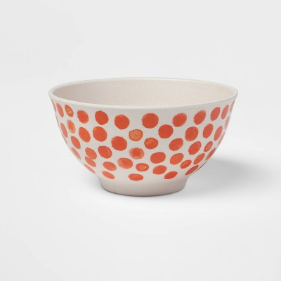 22.5oz Bamboo Melamine  Dinner Bowl - Opalhouse™