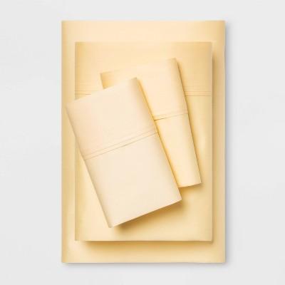 Performance Sheet Set (Queen)Yellow 400 Thread Count - Threshold™