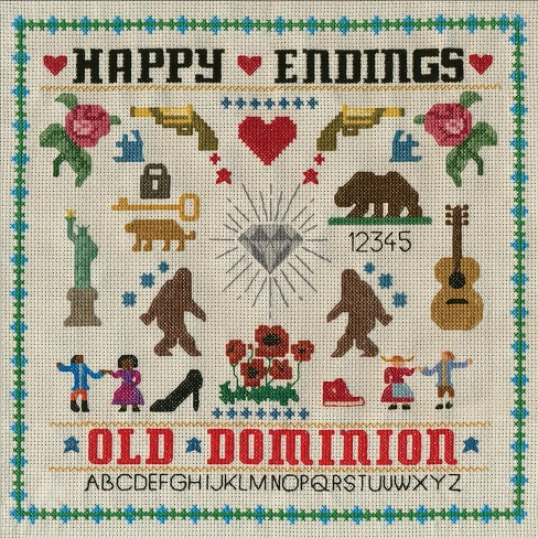Old Dominion - Happy Endings - image 1 of 1