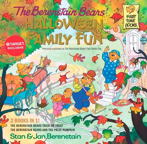 The Berenstain Bears' Halloween Family Fun (2 Books in 1) by Stan & Jan Berenstain - image 1 of 1