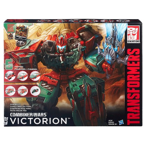 Transformers Generations biner Wars Victorion Collection Pack