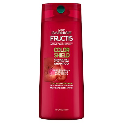 Garnier Fructis Color Shield Fortifying Shampoo for Color-Treated Hair - 22 fl oz